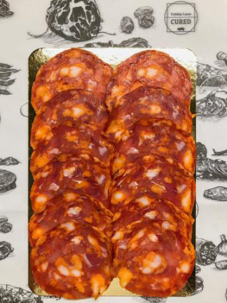 Sliced Soppressata Cured Meat