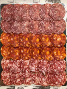 Sliced Salami Selection
