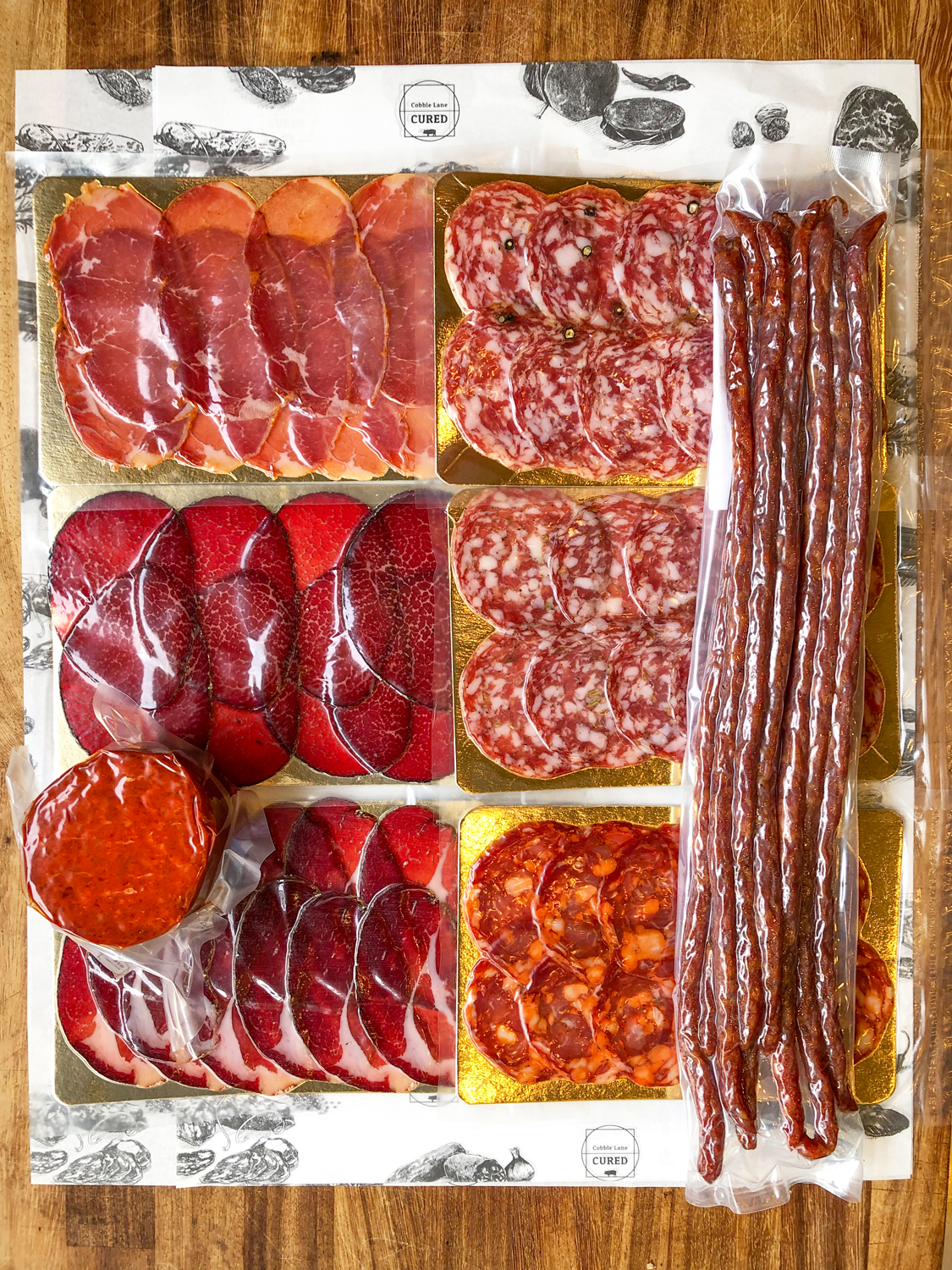 British Cured Meats